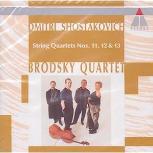 String Quartets 11-13