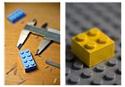 レゴブロックは精密